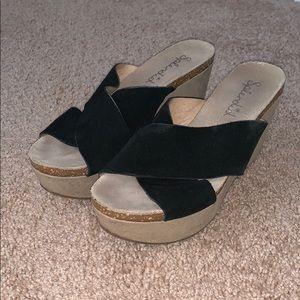 Women's Splendid Wedge Sandals